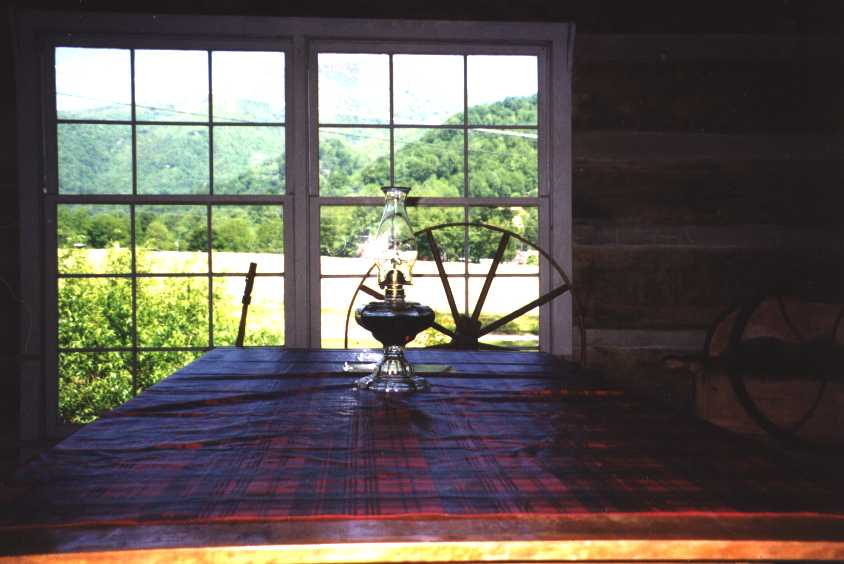 Country Kitchen Table.JPG